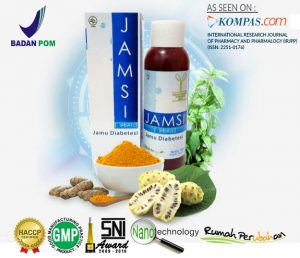 Jamsi Herbal Obat Diabetes